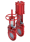 Bidirectional Knife Gate Valve Series 755 Thumbnail
