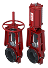 Bidirectional Knife Gate Valve Series 762 Thumbnail