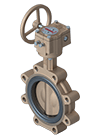 Resilient Seated Butterfly Valve Series 31U