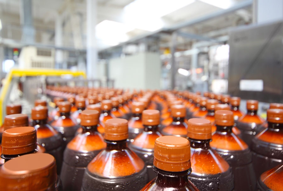 Bray valves, flow control and automation solutions for the food and beverage industry