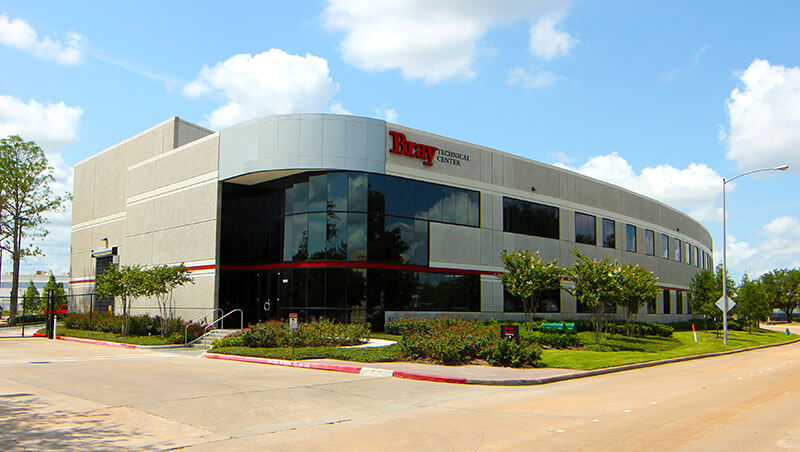 Raymond Technical Center at Bray headquarters in Houston, TX