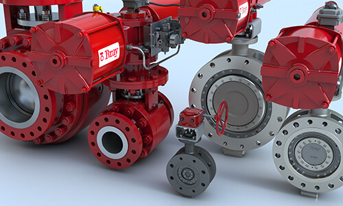 Butterfly and Severe Service Valves for Chemical Petrochemical Industry