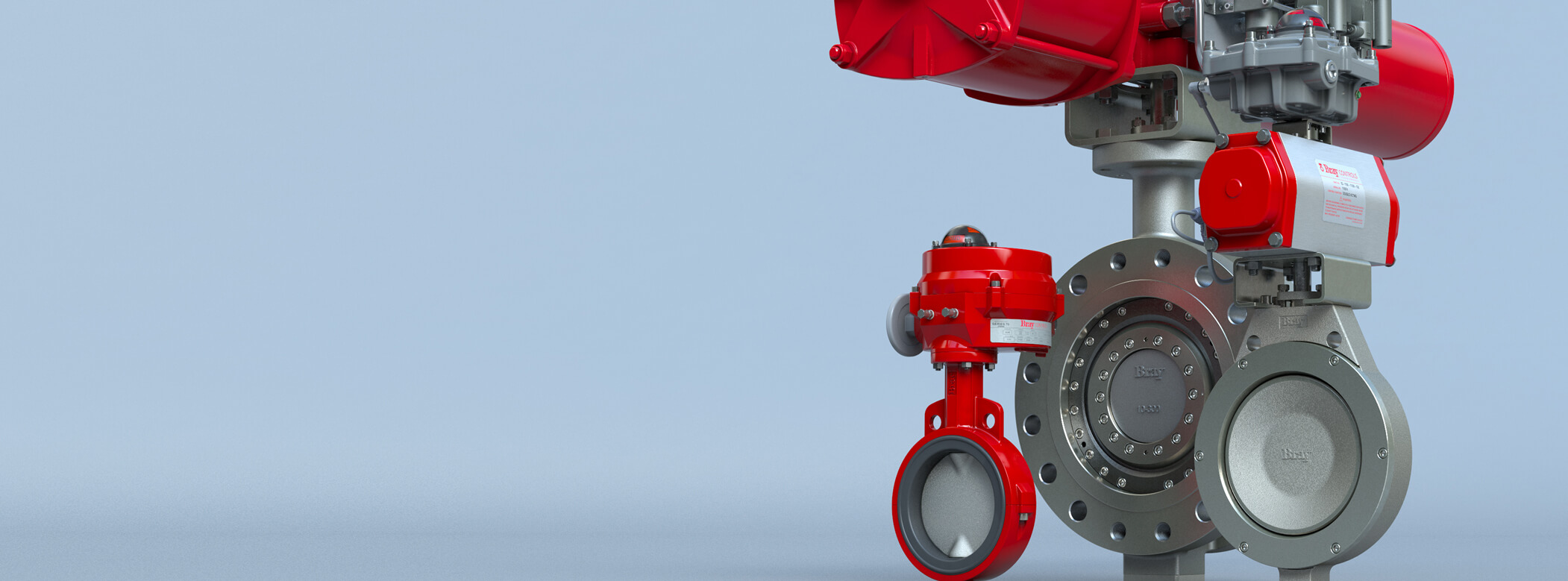 Butterfly Valves Bray International