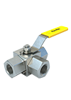 Multi Port Ball Valve Model 3HP