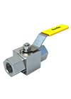 Threaded Ball Valve Model HP/HX