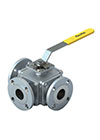 Multi Port Ball Valve Model MPF