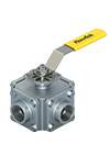 Multi Port Ball Valve MPT/MPC