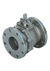 Flanged Ball Valve F15-F30 Metal Seated Thumbnail