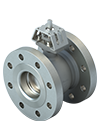 Series 19 Control Segmented Ball Valve