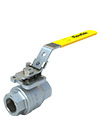 Threaded Ball Valve Series S85 Flow-Tek Thumbnail