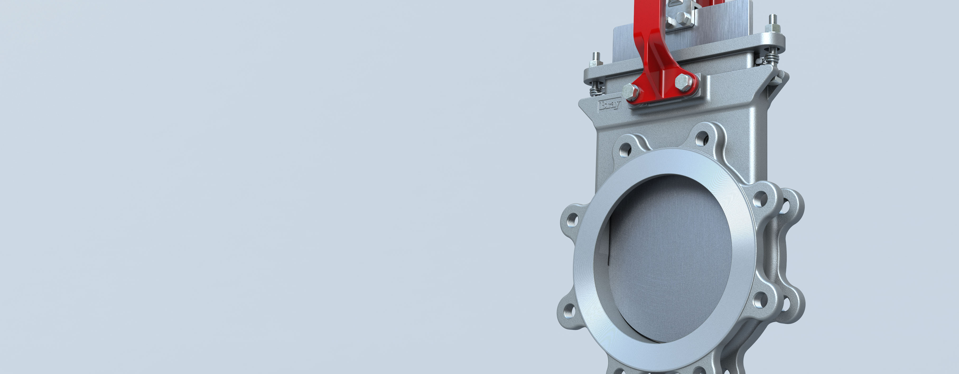Knife Gate Valve Series 740 Bidirectional Bray
