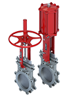 Bidirectional Knife Gate Valve Series 740 Thumbnail