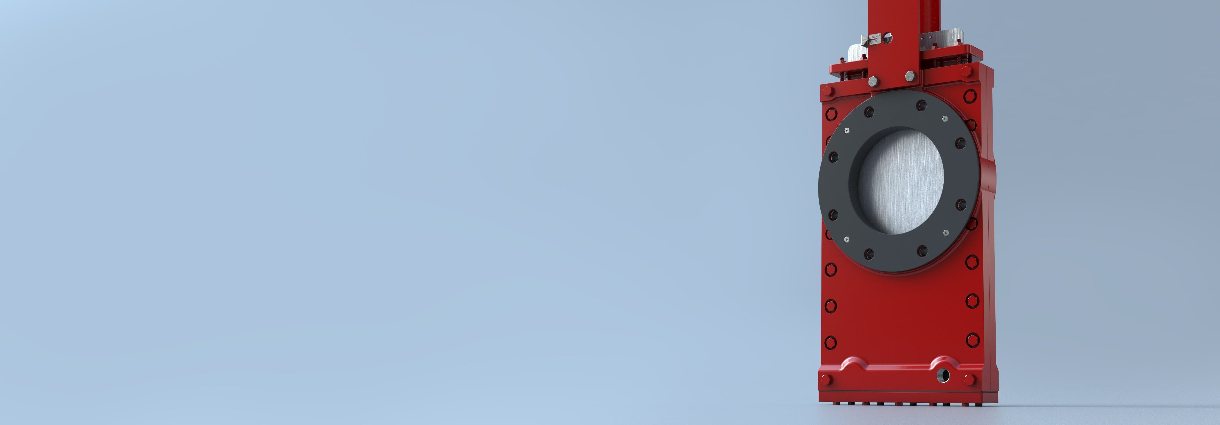 Válvula guilhotina bidirecional da Série 770 Bray International