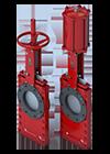 Válvula guilhotina bidirecional da Série 770 - Miniatura