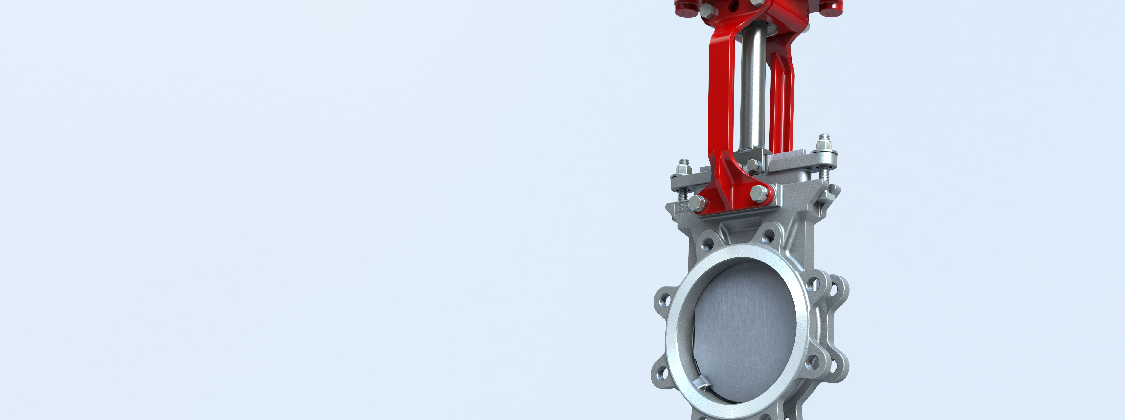 Knife Gate Valve Series 940 Unidirectional Bray