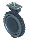 McCannalok 41R High Performance Butterfly Valve