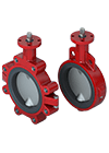 Resilient Seated Butterfly Valve Series 20/21