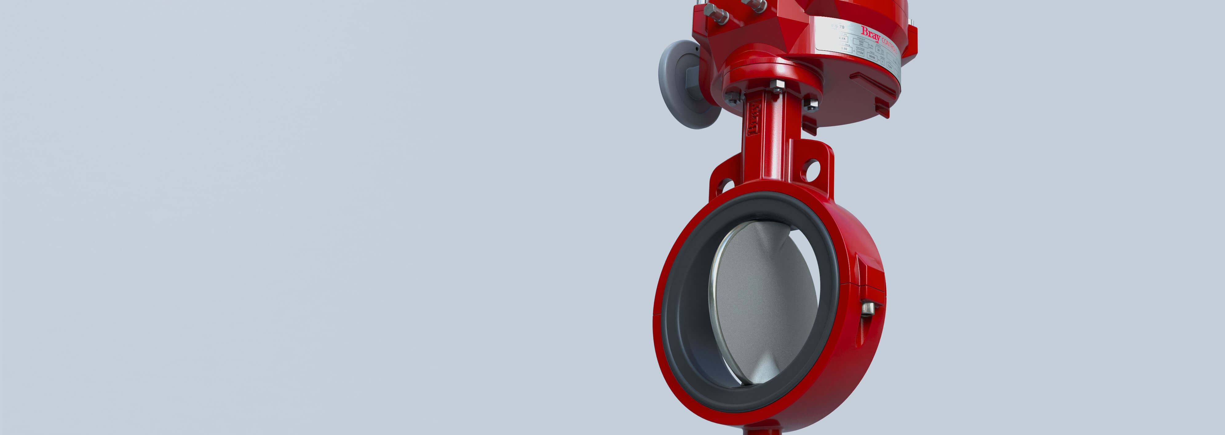 Resilient Seated Butterfly Valve Series 2021 Bray International